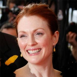 Julianne Moore's Talbot Role