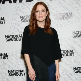 Julianne Moore's early acting struggle