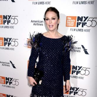 Julianne Moore says marriage isn't easy