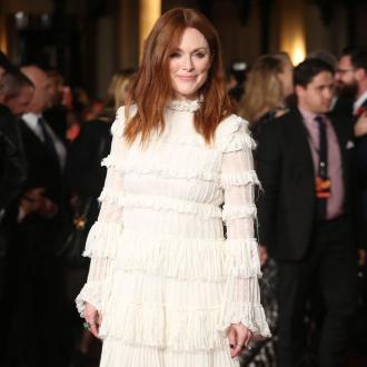 Julianne Moore says sex in film is too often for 'young people'