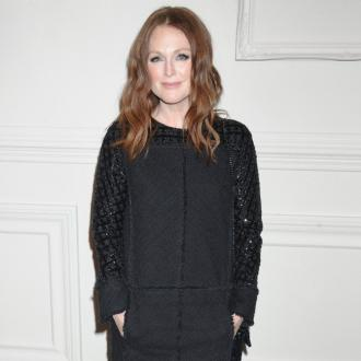 Julianne Moore never feels secure as an actress