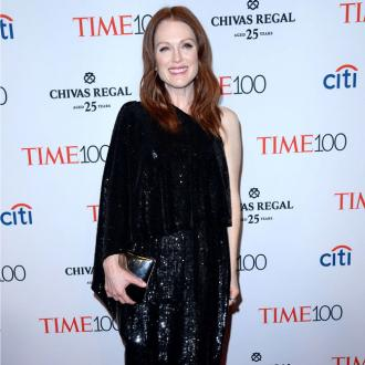 Julianne Moore 'nervous' about first designer purchase