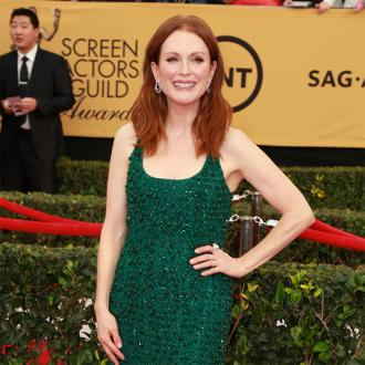 Julianne Moore's Therapy Sessions At 30