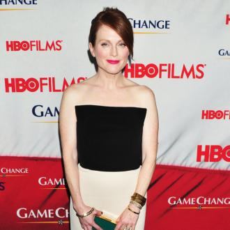Julianne Moore: My love for husband grew