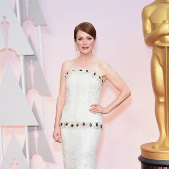 Julianne Moore 'so happy' with Oscar win