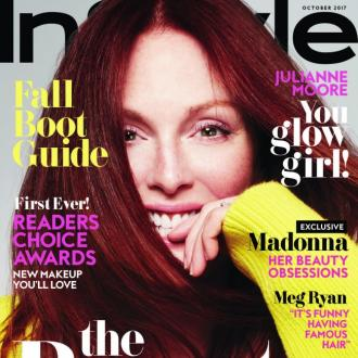 Julianne Moore: Ageing is a privilege
