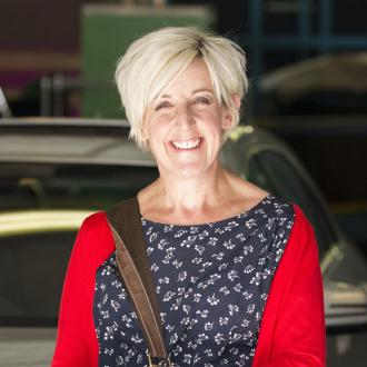 Julie Hesmondhalgh dedicates award to late father