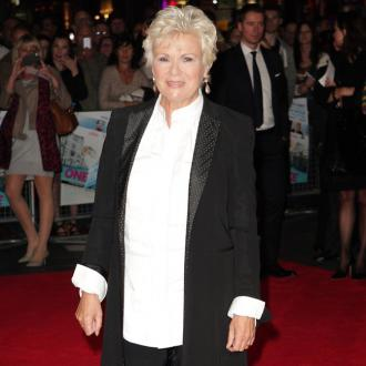 Julie Walters is relieved to overcome menopause