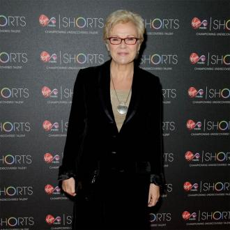 Julie Walters didn't fit in at school