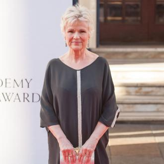 Julie Walters was overly-confident