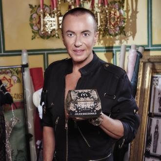Julien Macdonald Spent A 'Long Time' Creating Mcdonald's Bespoke Box