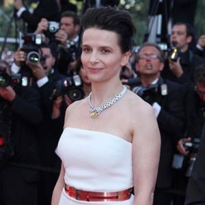 Juliette Binoche's Spielberg Worries