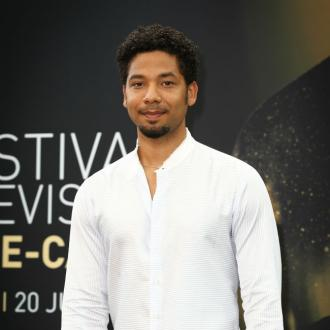 Empire cast support Jussie Smollett