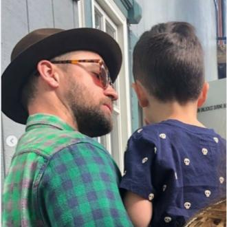 Justin Timberlake teaches son equality