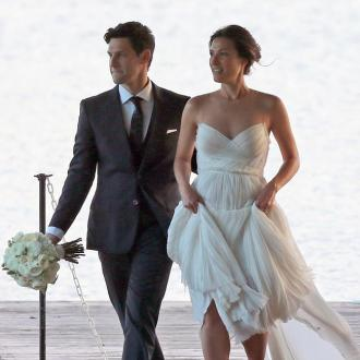 Justin Bartha Marries
