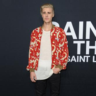 Justin Bieber parties with mystery blonde