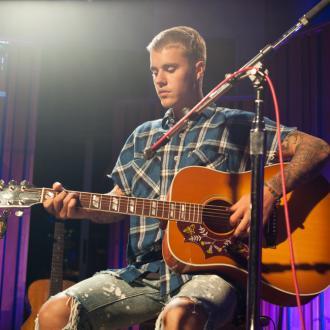 Justin Bieber's rider leaked
