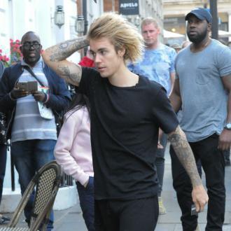 Justin Bieber creates plant-based deodorant