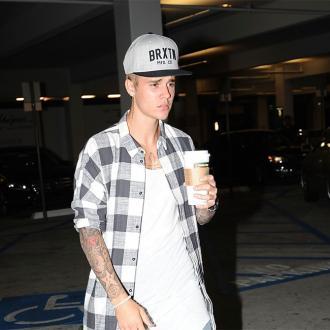 Justin Bieber In 'Training'