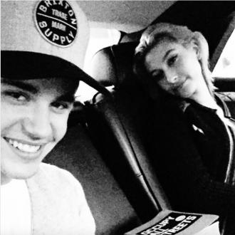 Justin Bieber and Hailey Baldwin visit her family
