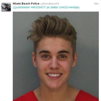 Justin Bieber Charged With Drink Driving