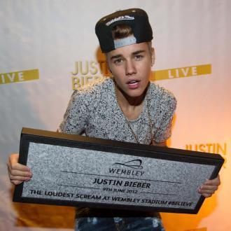 Justin Bieber Receives Wembley Way Stone