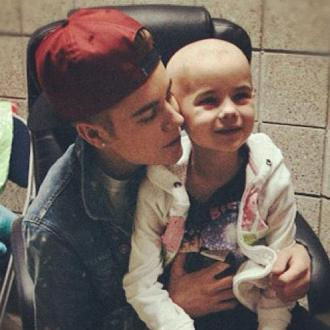 Justin Bieber Visits Bedside Of Fan With Leukaemia