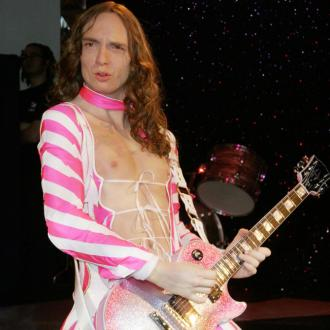 Justin Hawkins Dons Catsuits For Bedroom Fun