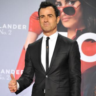 Justin Theroux's Positive Outlook