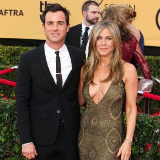 Justin Theroux loves calling Jennifer Aniston his 'wife'