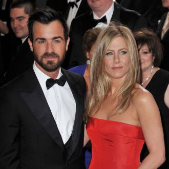 Justin Theroux And Jennifer Aniston Attend Lake Bell's Wedding