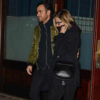 Justin Theroux Pushing For Non-alcoholic Wedding