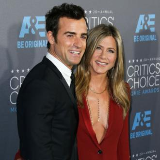 Justin Theroux Hates Being Away From Jen