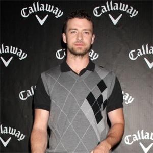 Struggling Golfer Justin Timberlake