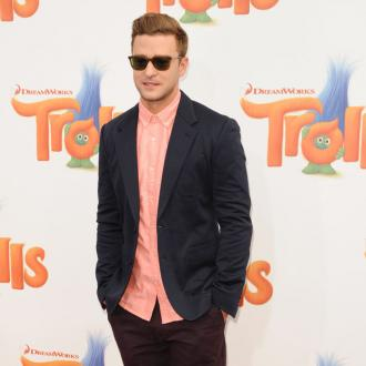 Justin Timberlake's son loves Trolls