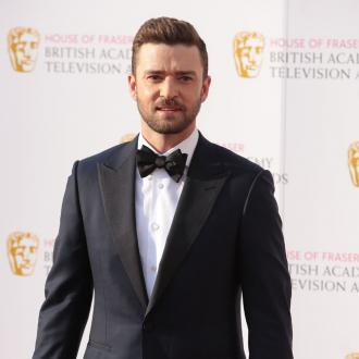 Justin Timberlake's robotic alter ego