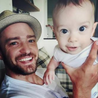 Justin Timberlake's Son's First Word Was 'Dada'