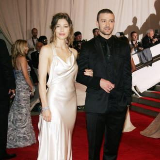 Justin Timberlake praises 'beautiful' wife