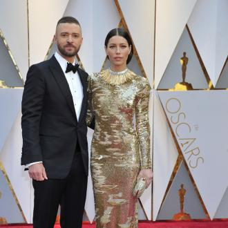 Justin Timberlake's birthday tribute to Jessica Biel