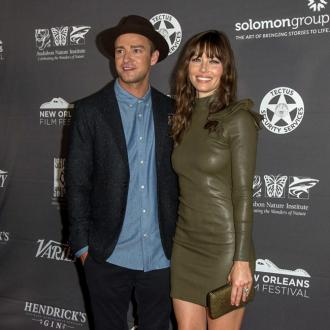 Justin Timberlake 'so in love' with Jessica Biel