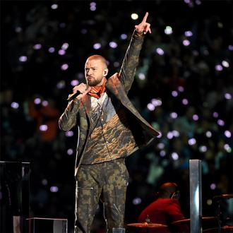 Justin Timberlake Wows In Super Bowl Set