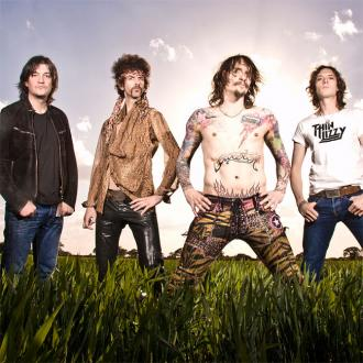 Justin Hawkins can't stand alcohol smell