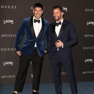 Ricky Martin wants a 'four day' wedding celebration
