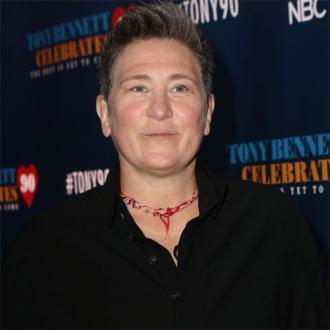 k.d. lang willing to risk career to come out as gay