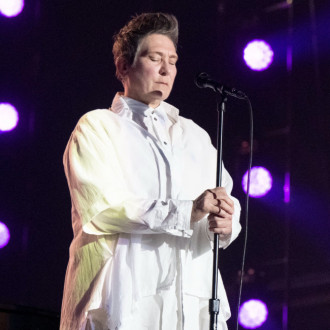 k.d. lang says her gigs were 'the original Tinder'