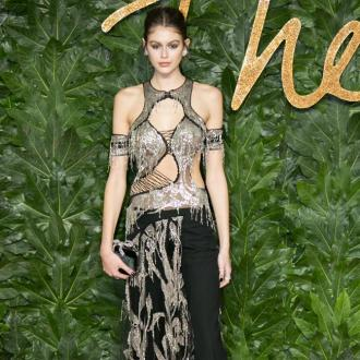 Kaia Gerber named Model of the Year British Fashion Awards