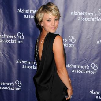 Kaley Cuoco getting divorced