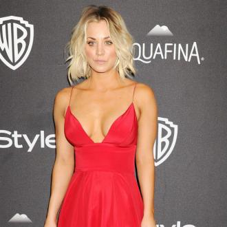 Kaley Cuoco mourning dwarf pony loss