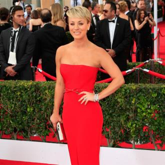 Kaley Cuoco 'Secretly Worried' About Marriage