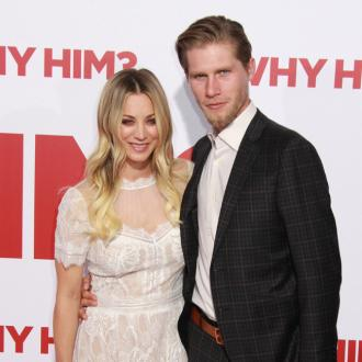 Kaley Cuoco Loves Riding With Fiance